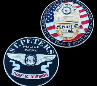 ST. PETERS POLICE DEPARTMENT